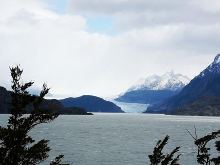 glacier grey Torres del Paine