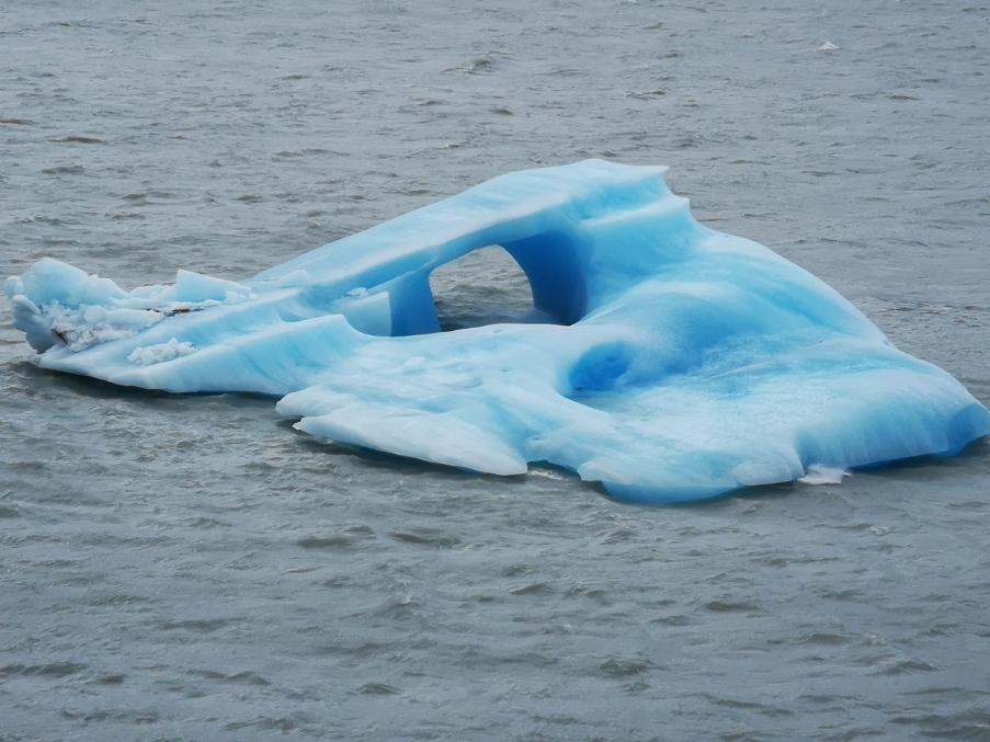 Iceberg Glacier Grey Torres del Paine