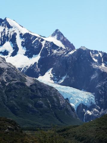 glacier Fitz Roy