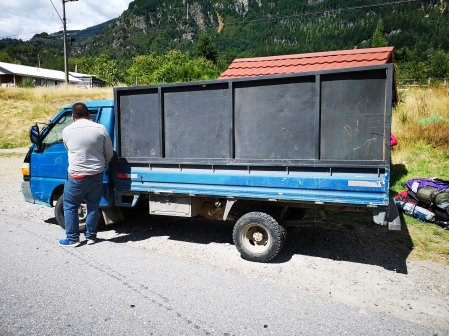transport de luxe en stop