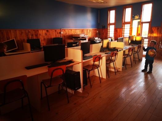 Classe informatique