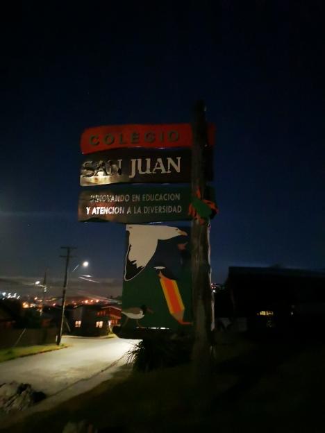 Colegio San Juan Ancud